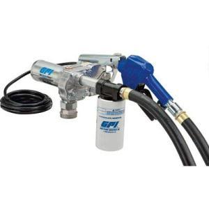 GPI 110612-02, M-180S-AU/Filter Aluminum Fuel Transfer Pump