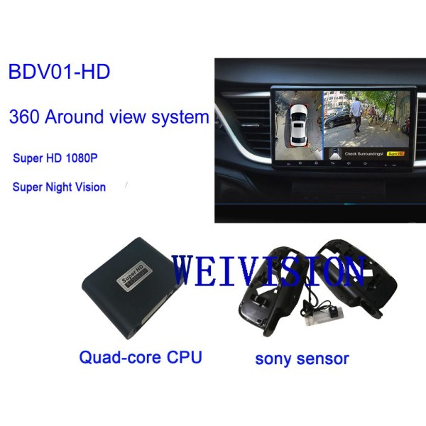 DVR for Hyundai IX35 New SantaFe IX45
