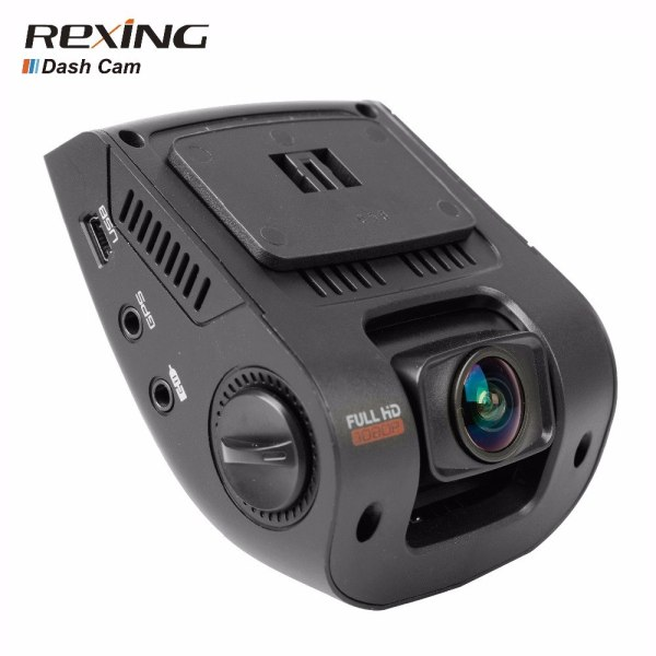 Rexing V1, High Quality, 1080p, Car DVR Camera Dash Cam, 170 Wide Angle