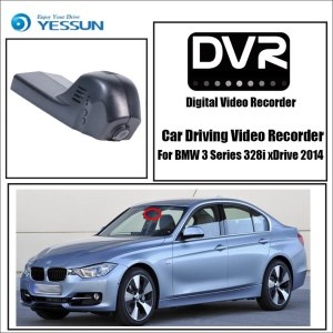 Dashcam for BMW 3 Series 328i xDrive 2014