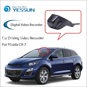 YESSUN For Mazda CX-7 Car Front Dash Camera