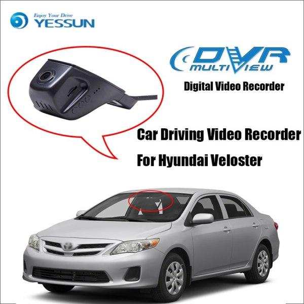 Dashcam for Toyota Corolla 1080p HD