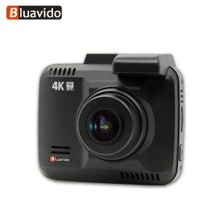 Bluavido 4K 2160P UHD Dash Cam DVR GPS tracker
