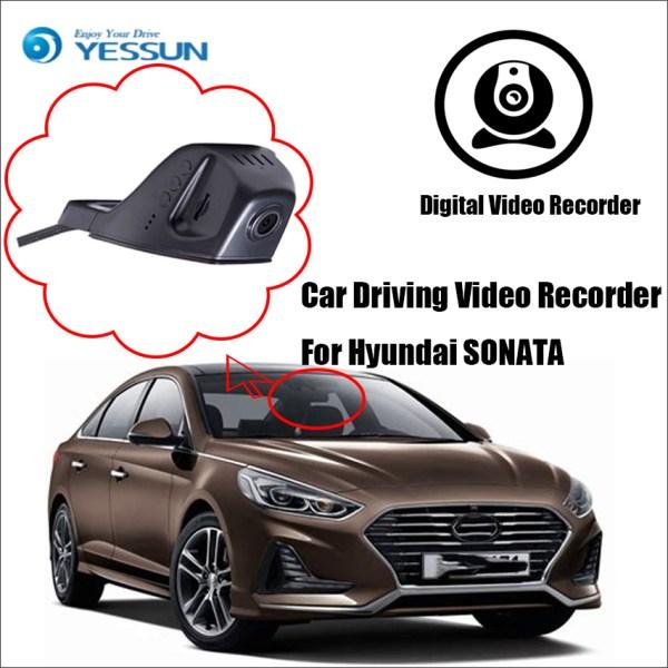 Dash Cam For Hyundai SONATA Car DVR