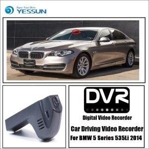 Dedicated camera for BMW 5 535Li 2014 Car Dvr Mini Camera WIFI
