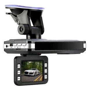 3 in1 ( Russian Voice) Car Radar Detector DVR Camera 150 degree