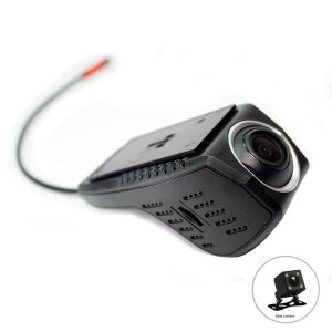 1080P Night Vision WiFi Car Dash Camera