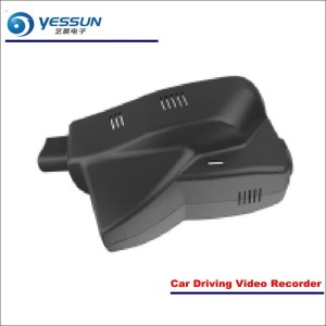 Dashcam For Peugeot 2008 2015 Car DVR Driving Video Recorder Front Camera