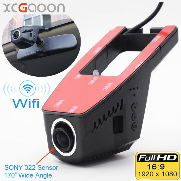 Dash Camera 1080P Night Version Novatek