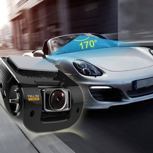 Dash Cam HD 1080p 170 Wide Angle With G-Sensor