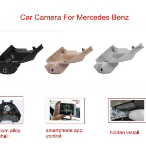 DVR Camera For Mercedes Benz GLK X204 2009-2015 High Configuration