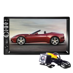 MP5 Player With HD Rear View Camera For BMW e46