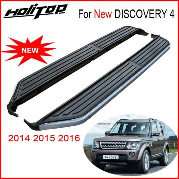 Discovery 4 2014-2017 OE side step running board foot bar