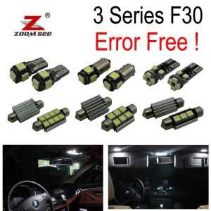 Lights bulb full Kit for bmw 3 series F30 F35 F80 320i 328i 335i