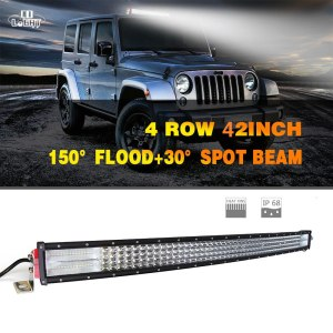 Led Bar 744W Led Chip 8D 74400Lm 12V