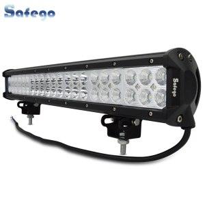20 inch 126W Led Light Bar Offroad 12V 4X4 Trucks Tractor ATV 126W Led