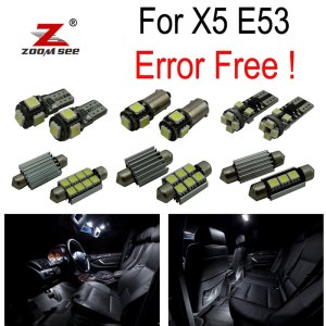 Lights reading bulb Kit Package for BMW X5 E53