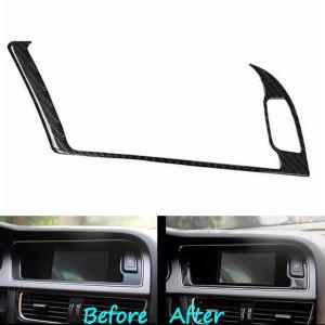 Light Decal Cover Trim Sticker Car accessories Fit For Audi A4 B8 A5 13-2015