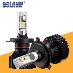 Oslamp T8 Series H4 led Headlight H7 H11 9005 9006 LED Headlight 60W