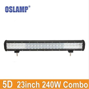 "Oslamp 23"" 240W 5D LED Light Bar"