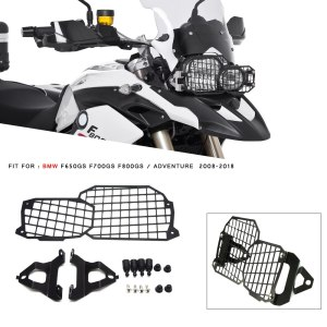 Headlight Guard Protector For BMW F800/F700/F650 GS Twin