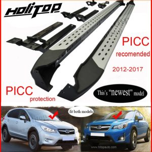Side step for Subaru XV old XV Crosstrek 2012-2017