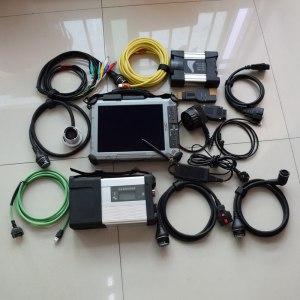 Top auto diagnostic tool for bmw icom next new generation