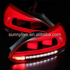 For VW 2009-2014 Scirocco LED Tail Light Rear Lamp