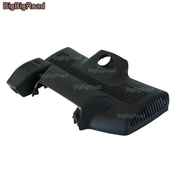BigBigRoad For mercedes benz s600L 2014 s600 s450 Car wifi DVR Hidden installation Dash cam Video Recorder