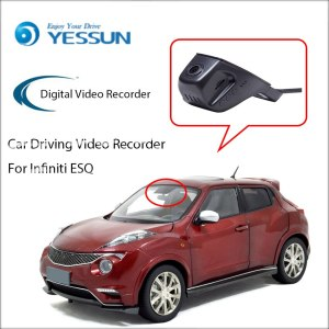 YESSUN For Infiniti ESQ Car Front Dash Camera CAM / DVR Driving Video Recorder Function For iPhone Android APP Control