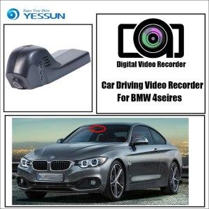 YESSUN for BMW 4 seires Car Dvr Mini Wifi Camera Full Driving Recorder Car Dash Cam Video Recorder Original Style