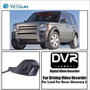 YESSUN for Land For Rover Discovery 3 Car Driving Video Recorder DVR Mini Control APP Wifi Camera Registrator Dash Cam
