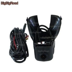 BigBigRoad For volvo s60 / S60L / S80 / S80L V60 2011 2012 2013-2017 XC60 2010 2011 Car Video Recorder Wifi DVR Dash Cam