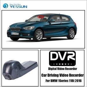 YESSUN for BMW 1 Series 118i 2016 Car Dvr Mini Wifi Camera Driving Recorder Car Dash Cam Video Recorder Original Style