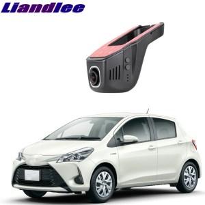 Liandlee For Toyota Vitz / Echo / Yaris / Vizi XP90 XP130 2005~2018 Car Road Record WiFi DVR Dash Camera Driving Video Recorder