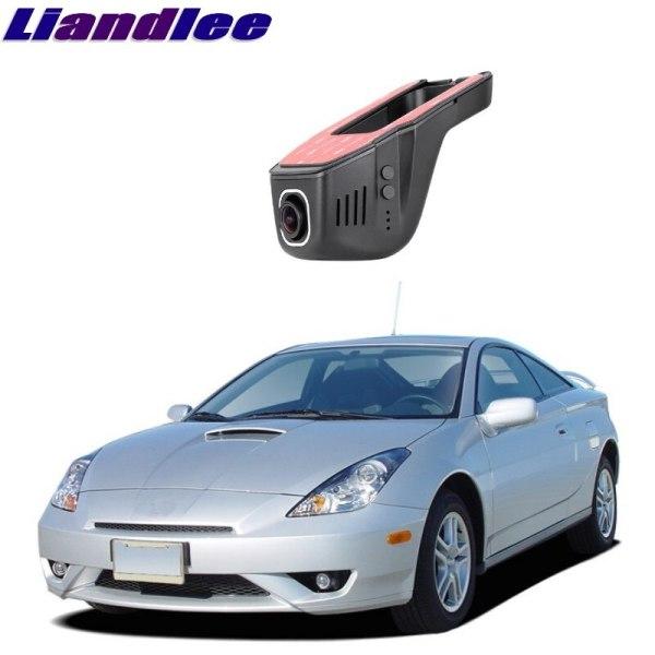Liandlee For Toyota Celica T230 1999~2006 Car Road Record WiFi DVR Dash Camera Driving Video Recorder