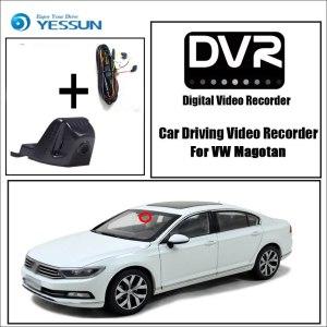 YESSUN for Volkswagen Magotan Car DVR Driving Video Recorder Mini Control APP Wifi Camera Registrator Dash Cam Night Vision