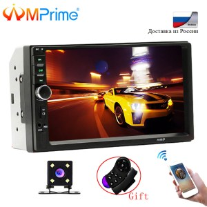 Universal Car Audio Stereo With Rear View Camera