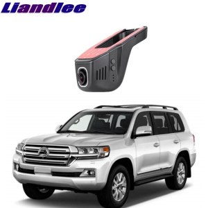 Liandlee For Toyota Land Cruiser J200 2007~2018 Car Road Record WiFi DVR Dash Camera Driving Video Recorder