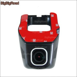 BigBigRoad For Mazda CX5 CX-5 CX4 CX-4 CX-7 APP Control Car wifi DVR Video Recorder Hidden Type Novatek 96655 dash cam