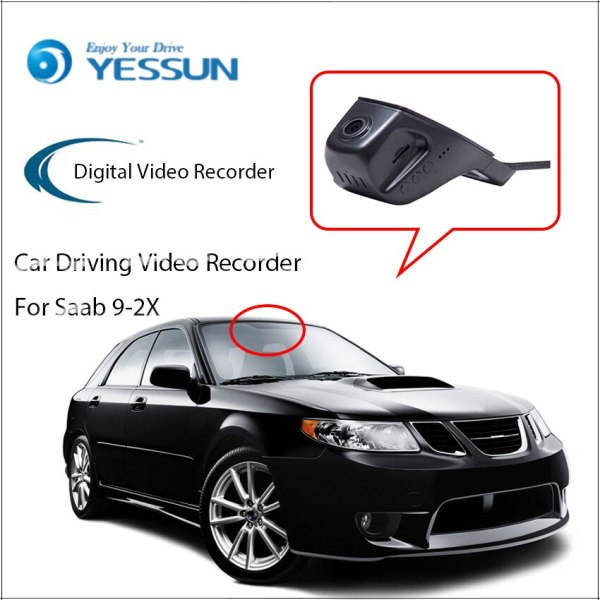 YESSUN For Saab 9-2X Car DVR Digital Video Recorder - Front Dash Camera Front CAM - Car For iPhone Android APP Control