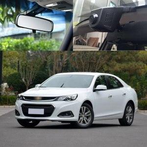 BigBigRoad For Chevrolet Malibu Car Wifi DVR FHD 1080P Video Recorder Hidden installation G-sensor Dash Cam
