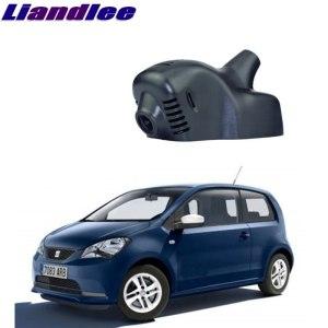 Liandlee For Volkswagen e-up / up / SEAT Mii /Skoda Citigo 2011~2018 Car Road Record WiFi DVR Dash Camera Driving Video Recorder