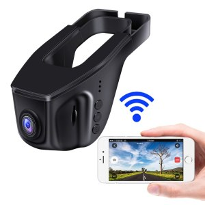 KOENBANG Car Dash Camera DVR WIFI Novatek 96655 Mini Video Recorder Dashcam Car Accessories for Toyota Hyundai