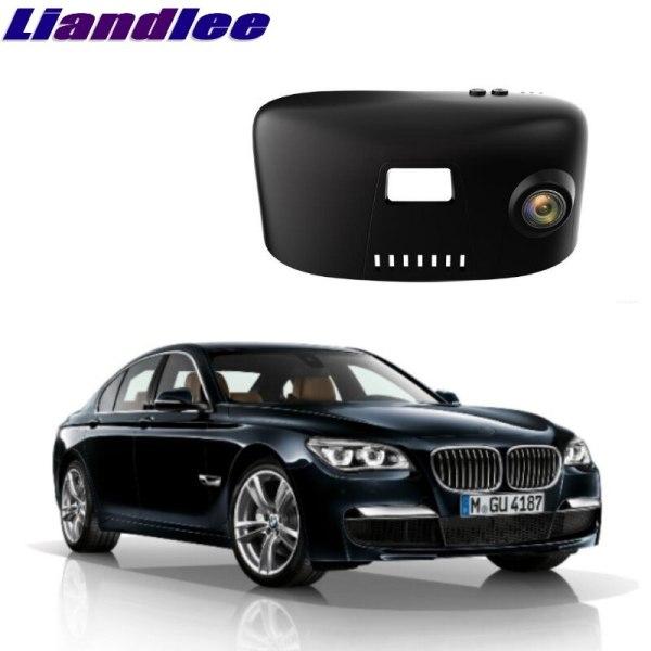 Liandlee For BMW 7 730 740 2015~2018 Car Road Record WiFi DVR Dash Camera Driving Video Recorder