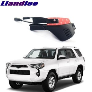 Liandlee For Toyota Hi-Lux Surf / 4Runner / SW4 N210 2002~2018 Car Road Record WiFi DVR Dash Camera Driving Video Recorder