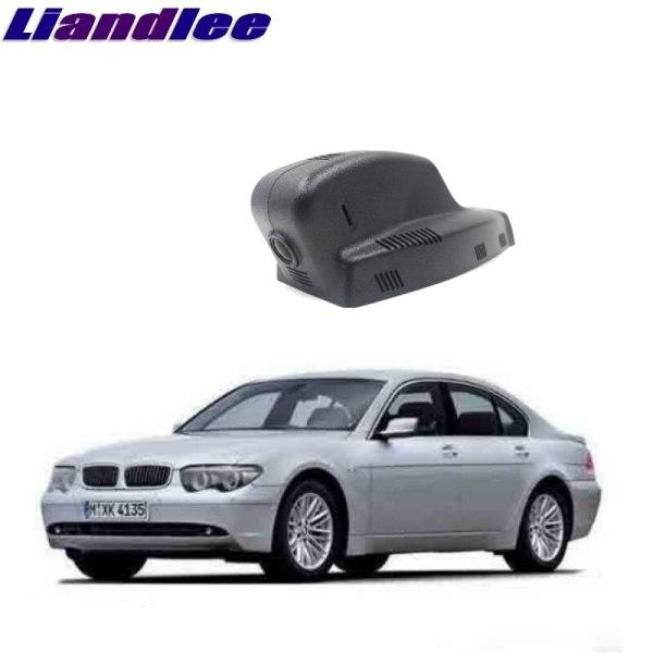 Liandlee For BMW 7 E32 E38 E65 E66 E67 E68 1994~2008 Car Road Record WiFi DVR Dash Camera Driving Video Recorder