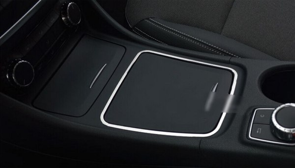 Mercedes Benz CLA W117 2013-2015 storage box decoration trim