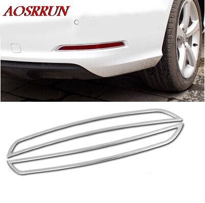 Audi A3 2014-2016 Rear fog light trim strip
