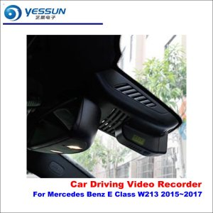 YESSUN Car DVR Camera Driving Video Recorder Dashcam For Mercedes Benz E Class W213 2015~2017 Rearview Camera AUTO Dvrs Dash CAM